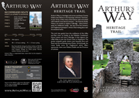 Arthurs Way Heritage Trail Brochure