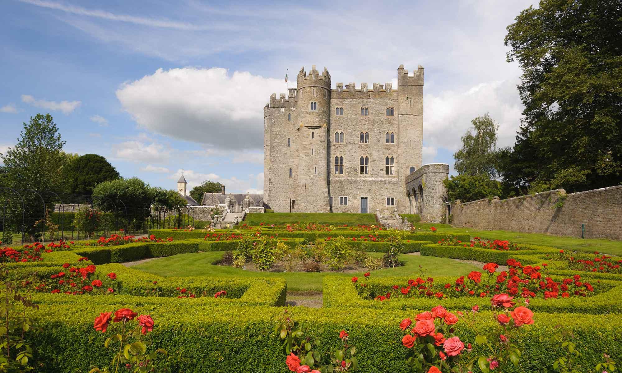 Kilkea Castle Garden