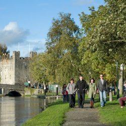 Athy-canal-walk