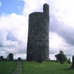 round tower in Ardclough