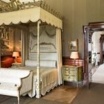 bedroom in Russborough House