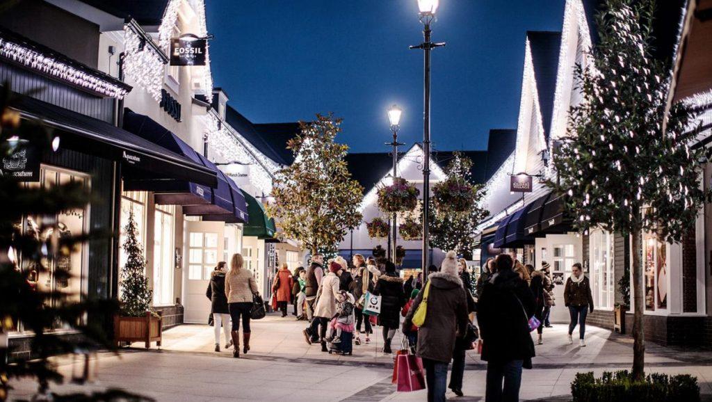 Kildare Shopping Christmas