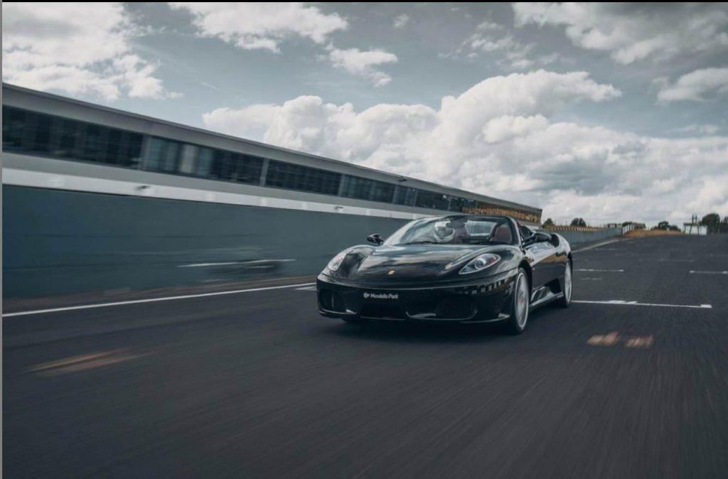 Mondello Park Ferrari