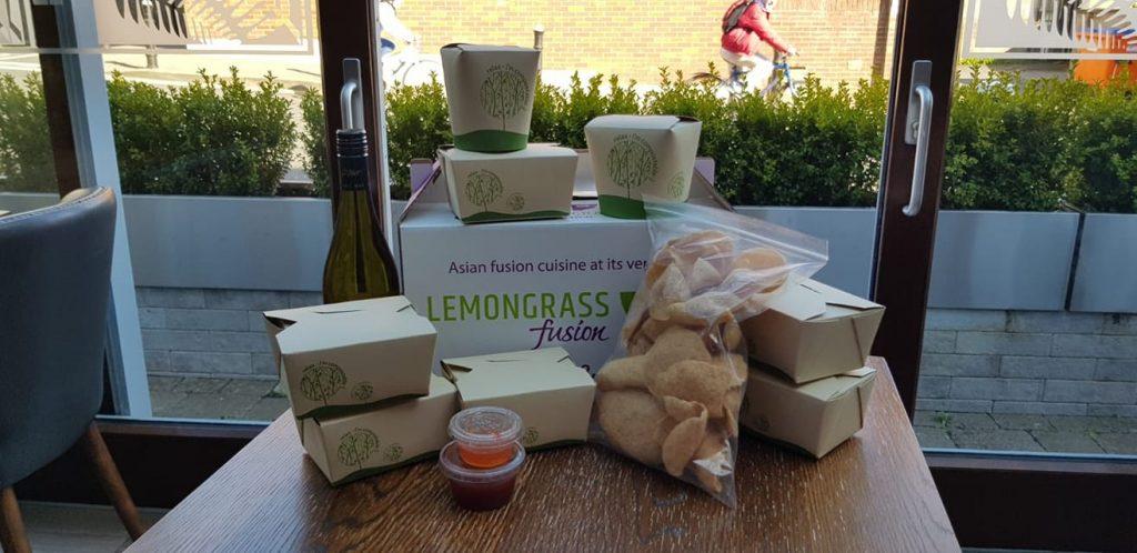 Lemongrass Fusion Naas