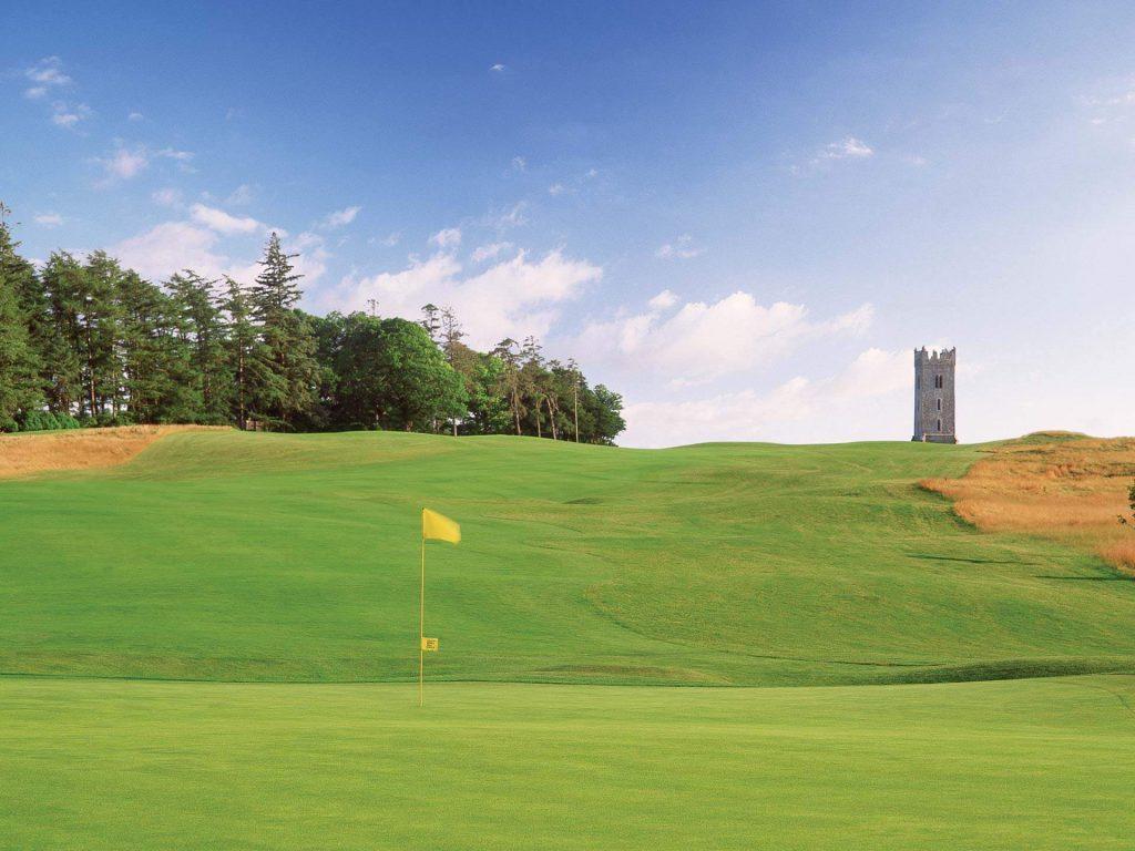 OMeara Golf Course Carton