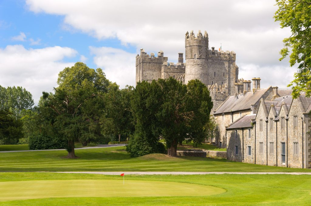 Kilkea Castle Golf Course Kildare