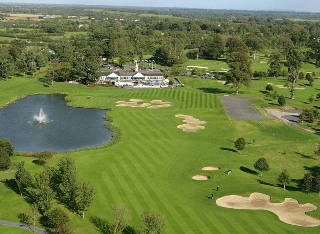 The Palmer Smurfit Course at The K Club Kildare