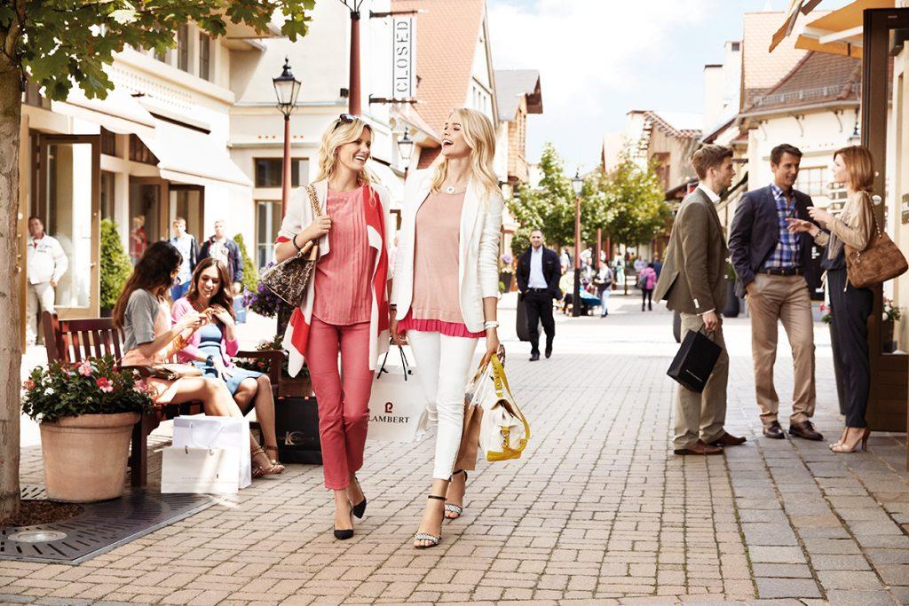 Kildare Village Shopping