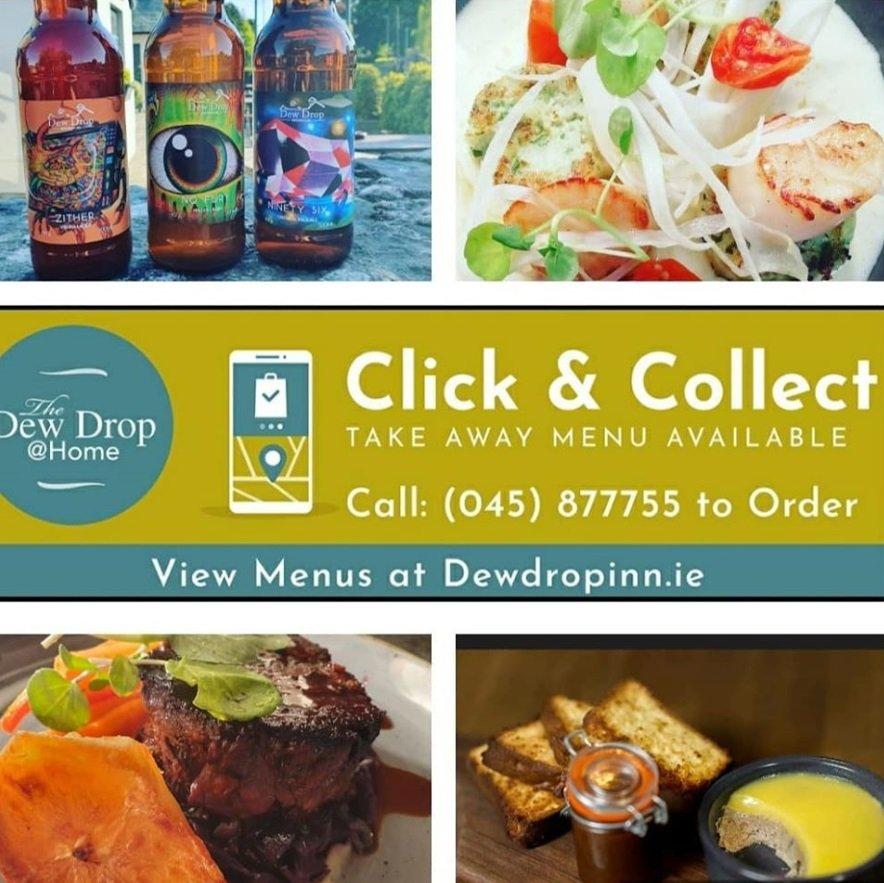 dew drop inn Kildare