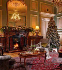 Різдвяний час у готелі Кіллаші