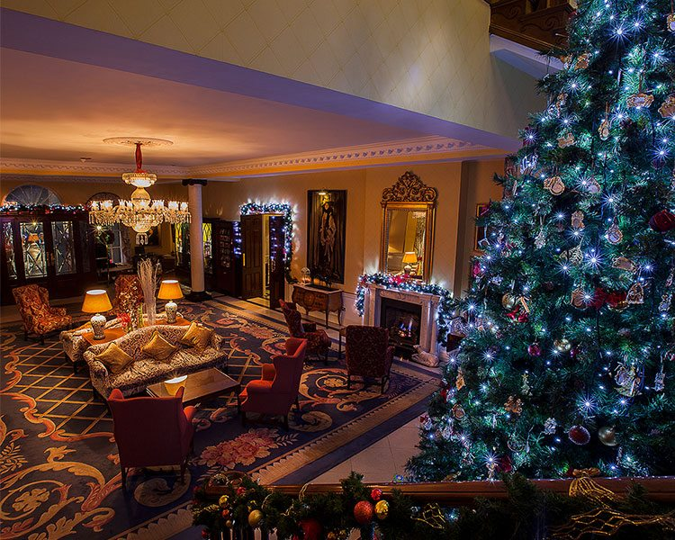 Christmas at The K Club Kildare