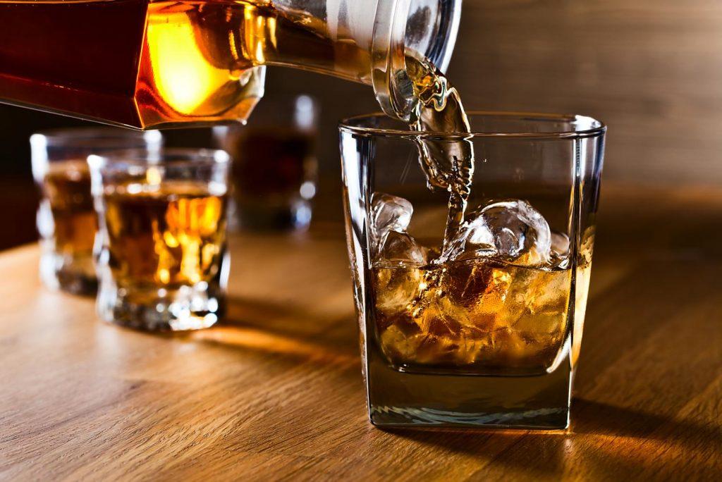 Kilkea Castle Whiskey Tasting Experience