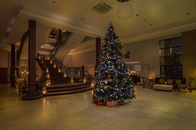 Westgrove Hotel Christmas