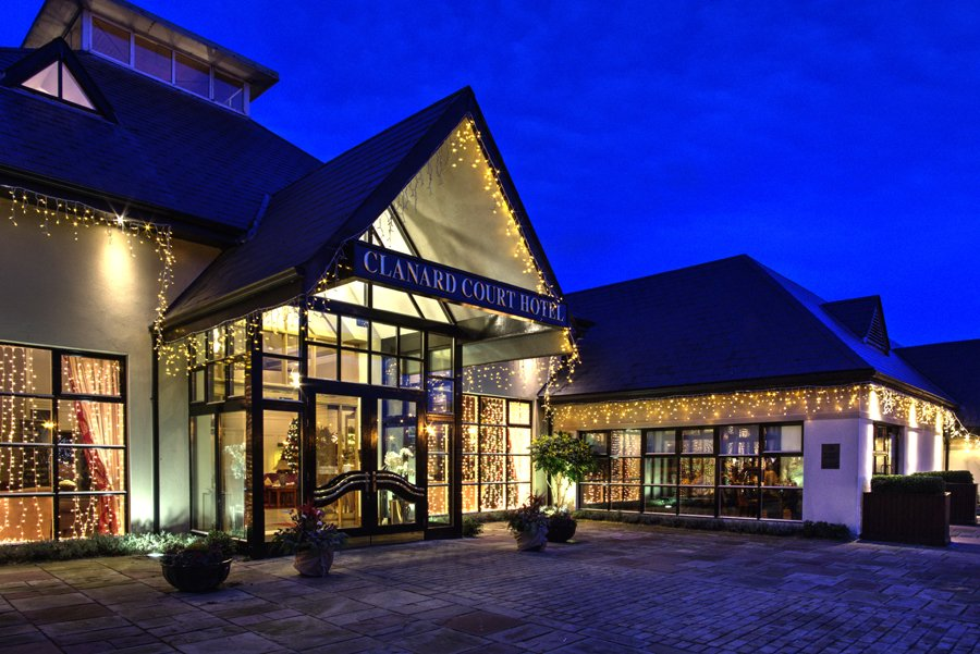 clanard court hotel athy christmas