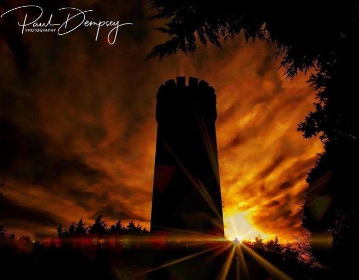 Hill of Allen by Paul Dempsey Photography