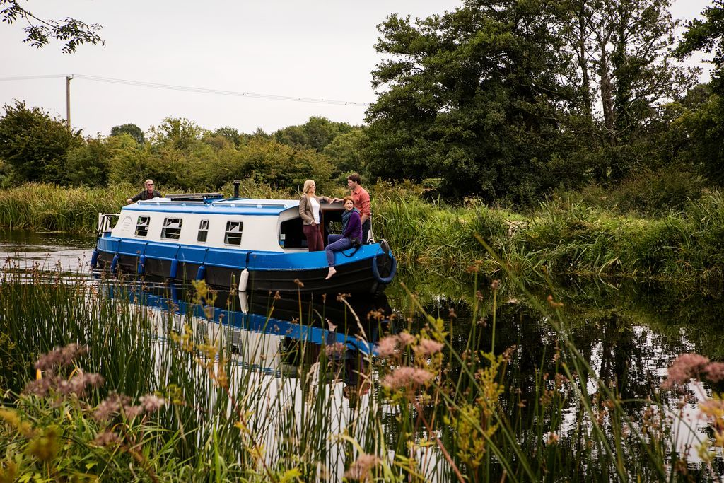 Athy Boat Tours 1