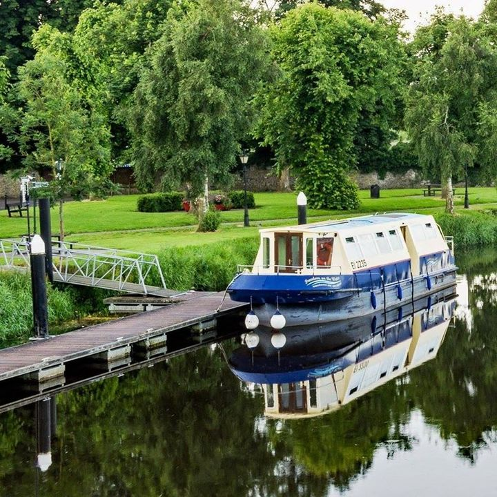 Athy Boat Tours 9