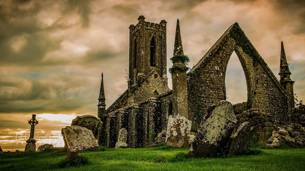 Església Ballynafagh Waldemar Grzanka