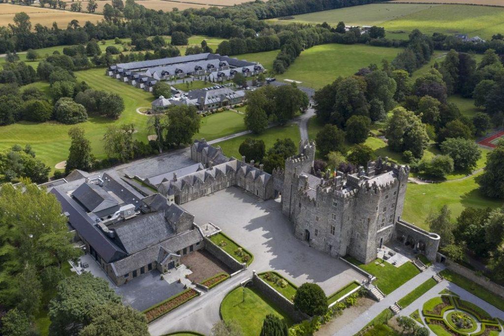 Kilkea Castle 9