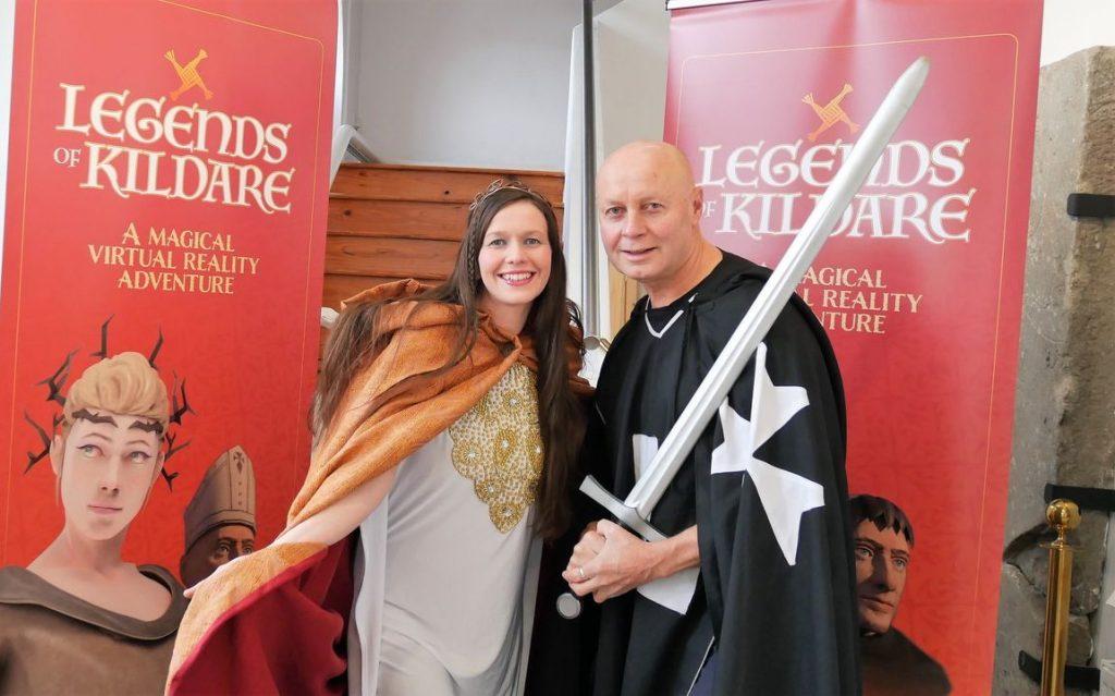 Legends Of Kildare 3