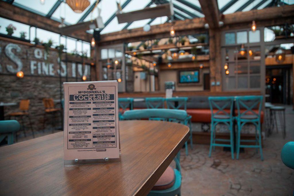 Mcdonnells Bar 11