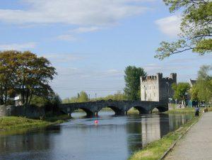 Athy River Barrow