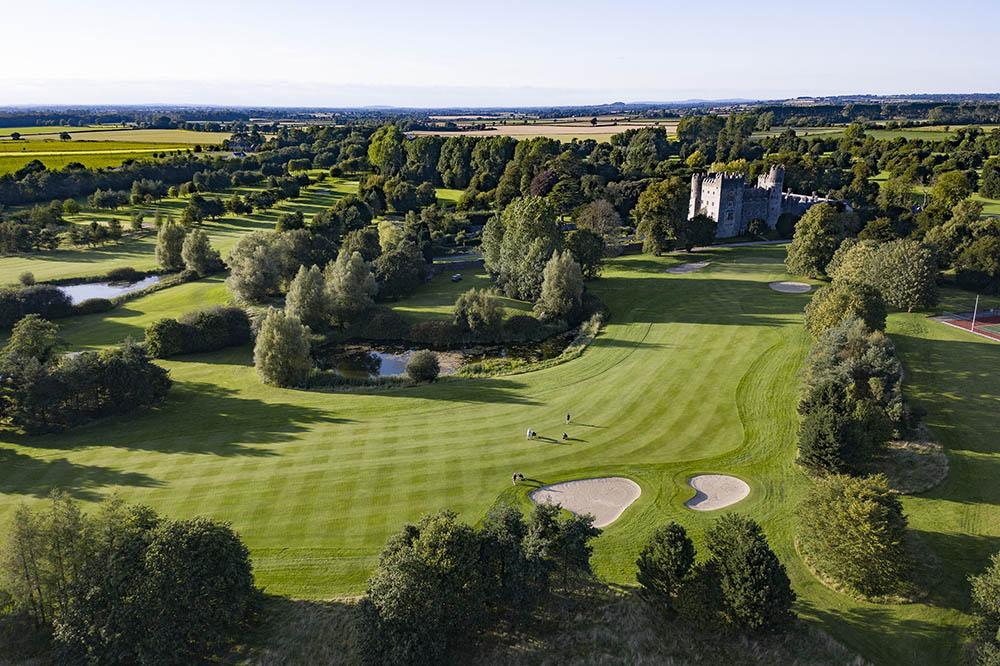 Kilkea Castle Golf 3