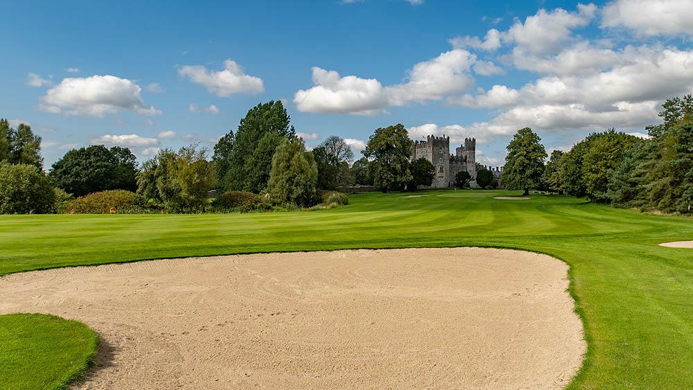 Kilkea Castle Golf 4