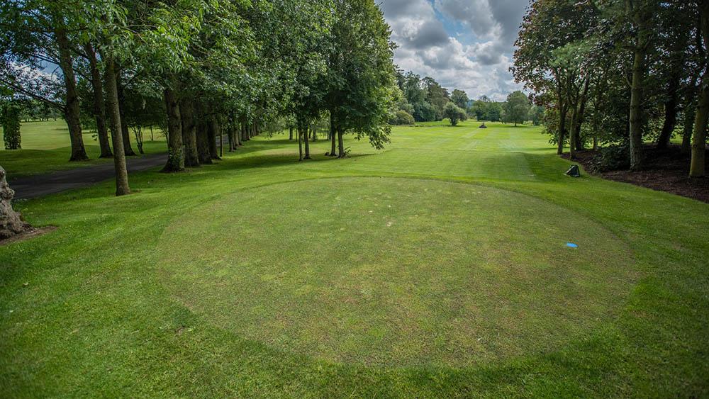 Kilkea Castle Golf 6