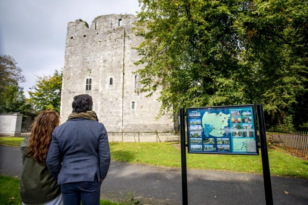 Maynooth Castle 2