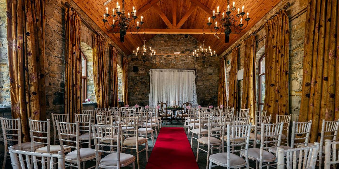 Wedding Venue Header